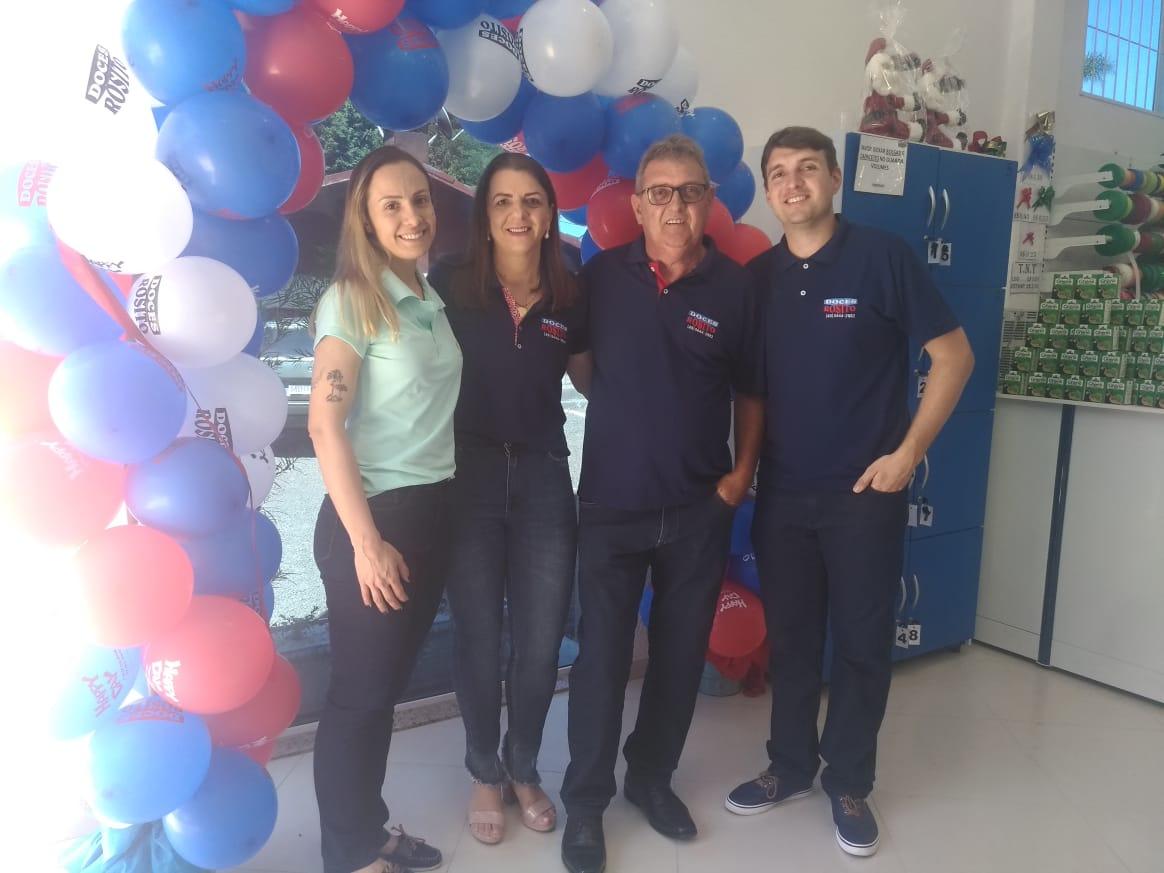 ACIC participa de inauguração do novo espaço do Doces Rosito