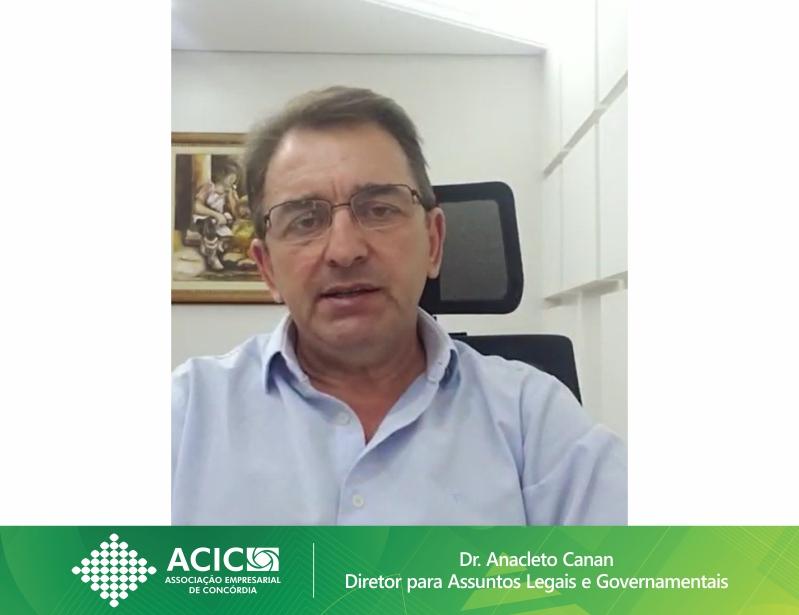 ACIC participa da reunião do Conselho Consultivo da UnC