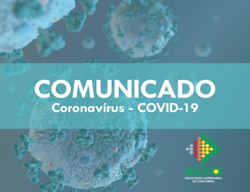 Medidas restritivas de combate à pandemia são prorrogadas até 26 de abril em SC